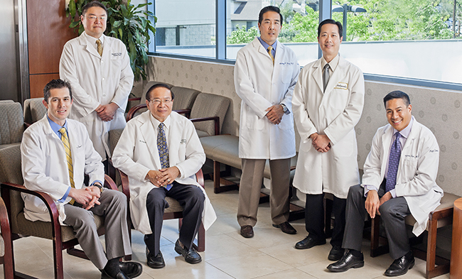 Pacific Orthopaedic Associates Doctors Group