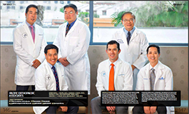 POA has been voted for Top Docs in Pasadena Magazine for 2014